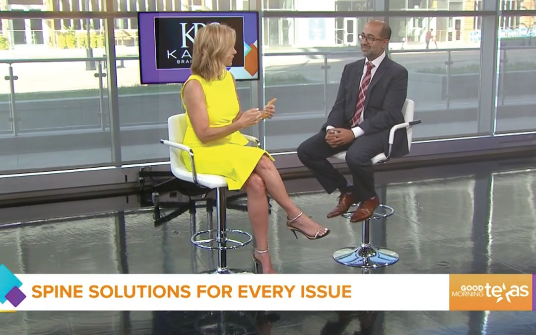 Dr. Kalra on Good Morning Texas